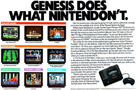 The console war has always existed, even before the internet.