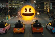 Pixels DVD Review