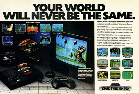 They were right, Genesis was awesome.