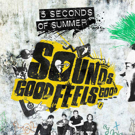 Sounds Good Feels Good is in stores now!