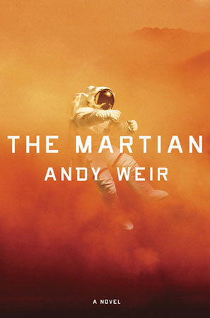 Book cover for The Martian