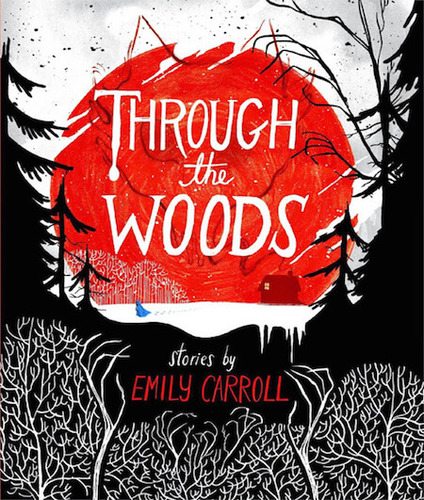 Through the Woods won the British Fantasy Award in 2015!