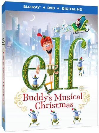 Elf: Buddy's Musical Christmas Blu-ray