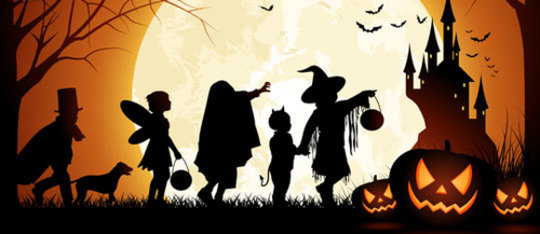 Haunted! The History Of Halloween