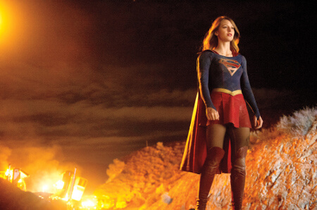 Supergirl premiered October 26th 2015