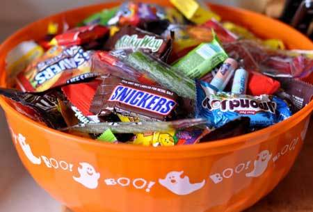 Halloween Candy!