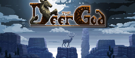 Rad Kidzworld's review of The Deer God!