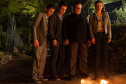 EXCLUSIVE Interview: The Goosebumps Cast Talks Fun and Frights