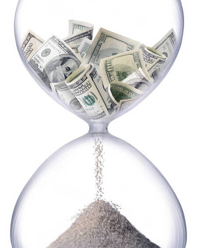"""""""Time is money"""" is a metaphor you've probably heard before."""