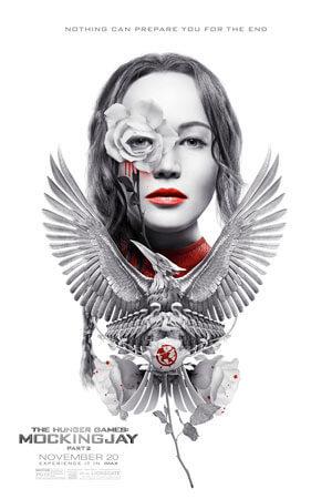 Mockingjay – Part 2 IMAX Poster