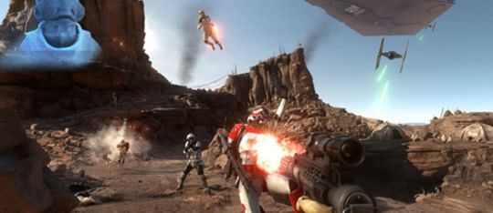 Battlefront Beta, Voice Actor Strike and Black Ops III Videos