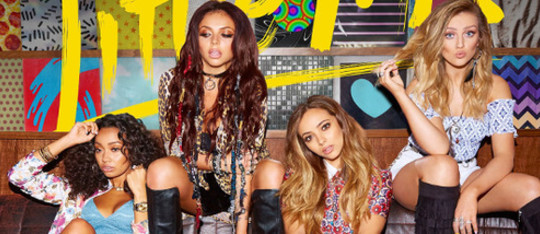 Little Mix: Get Weird Album Review