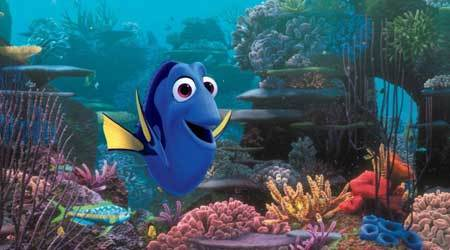 Dory is back!