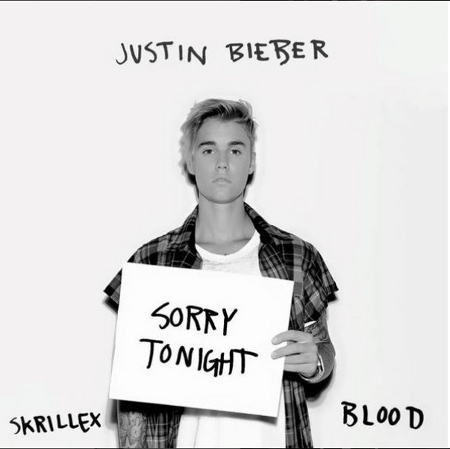 Sorry is one of the singles from Purpose