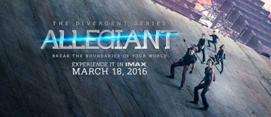 The Divergent Series: Allegiant | Official Trailer