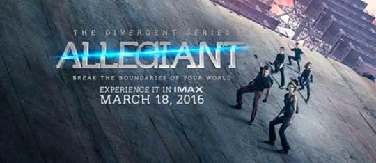 The Divergent Series: Allegiant | Official Trailer
