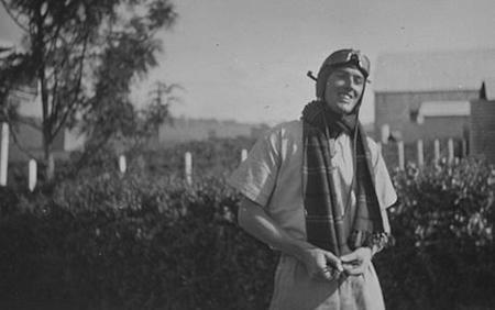 Roald Dahl was a pilot during World War II.