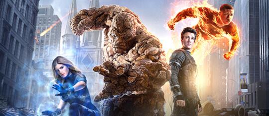 Fantastic Four Exclusive Clip   Activity Sheets