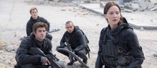 The Hunger Games: Mockingjay - Part 2 Movie Review