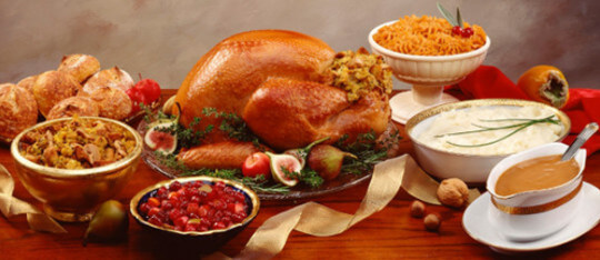 Top Five Thanksgiving Traditions