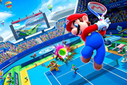 Mario Tennis: Ultra Smash Wii U Game Review