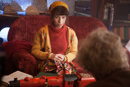 Sally Hawkins as loveable Mrs. Brown
