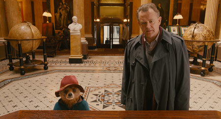 Paddington and Mr. Brown at the Geographers' Club