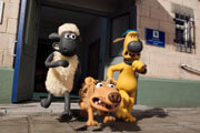 Shaun The Sheep Movie Blu-ray Review