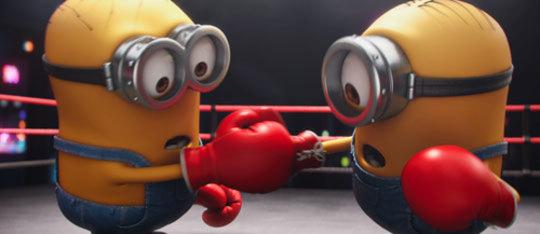 MINIONS New Mini-Movie Competition