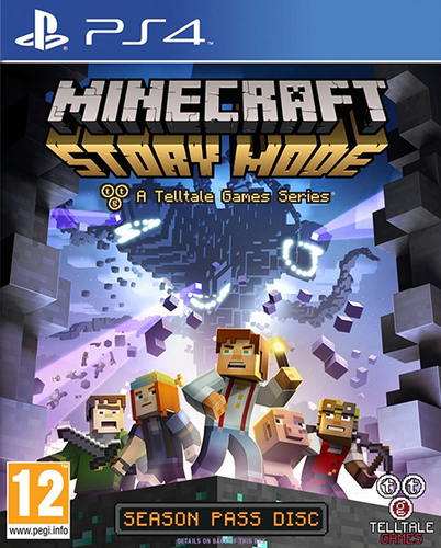 Minecraft: Story Mode! Also on PS3.