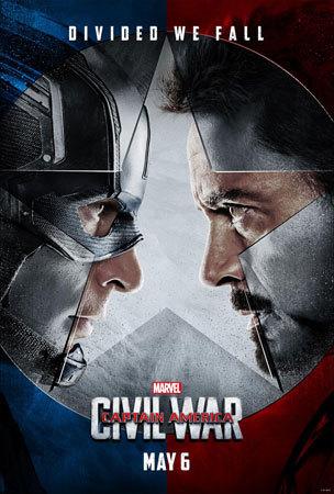 Marvel's Captain America: Civil War Poster