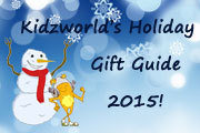 Kidzworld's Holiday Gift Guide 2015