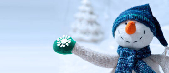 Have a happy winter with these help tips!
