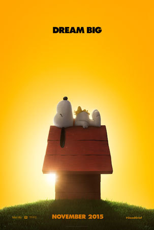 The Peanuts Movie is in theaters now!