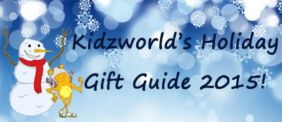 Happy Holiday's form Kidzworld!