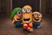 Minions Blu-ray Review