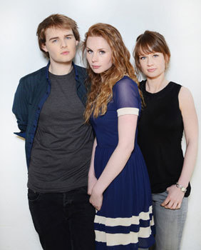Just three normal teens