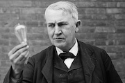 Kidzworld learns all about Thomas Edison, one of the greatest inventors of our time.