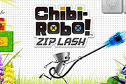 Chibi-Robo! Zip Lash 3DS Game Review