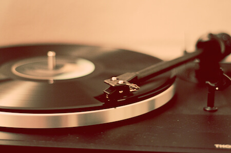 Without the phonograph, we wouldn't have the record player.