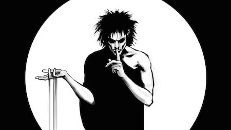 The Sandman: for mature audiences only.