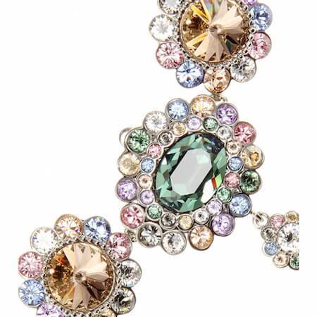 Get color crazy with jewels!