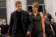 The Divergent Series: Insurgent Official Sneak Peek