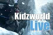 Kidzworld Live: Let's Play Rise Of The Tomb Raider