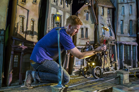 Check out the magic behind The Boxtrolls