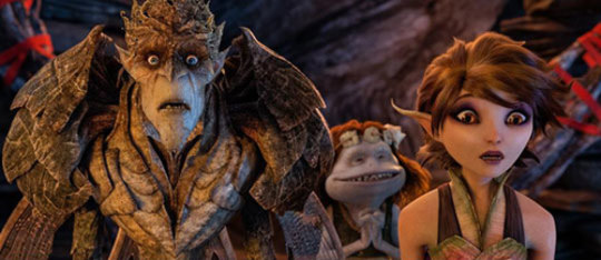 Strange Magic Movie Review