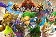 Preview hyrule legends preview