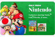 Best Holiday Gifts for 2015 from Nintendo