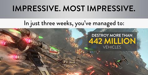 So much wreckage!