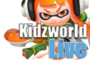 Kidzworld Live: Let's Play Splatoon!